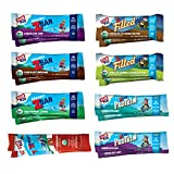 Clif Kid – Organic Energy Snacks – Variety Pack 16 Count – (Packaging May Vary) Review
