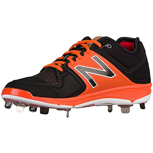 under $60 New Balance Men's L3000v3 Metal Baseball Shoe Orange discount with credit card discount pay with visa classic sale online DmBX6