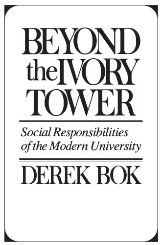 Beyond the Ivory Tower: Social Responsibilities of the Modern University (Tower University)
