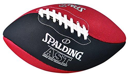 Spalding AST Football, Black/Brown, Full Size