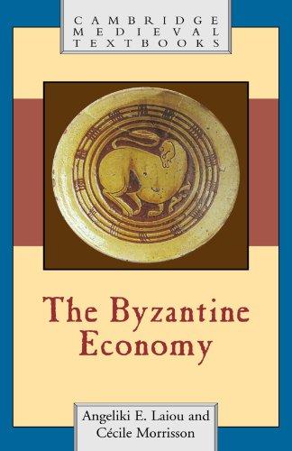 The Byzantine Economy (Cambridge Medieval Textbooks)