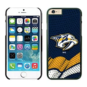 Nashville Predators iPhone 6 Cases 1 Black65694_58701-iphone 6 cover,case for iphone 6-newest iphone 6 cases wangjiang maoyi