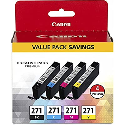 Canon Value Pack for, MG7720, MG6820, MG5720, TS9020, TS8020, TS6020, TS5020 Printers