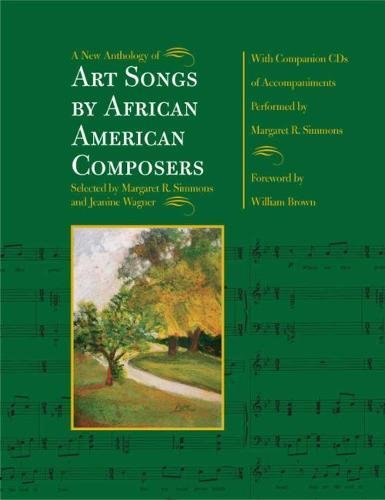 Search : A New Anthology of Art Songs by African American Composers