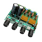MagiDeal Bluetooth Digital 2.1 Class D HiFi Power Amplifier Board 3CH Super Bass Amp