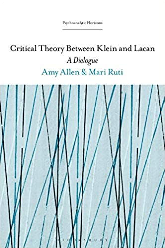 Amazon.com: Critical Theory Between Klein and Lacan: A ...