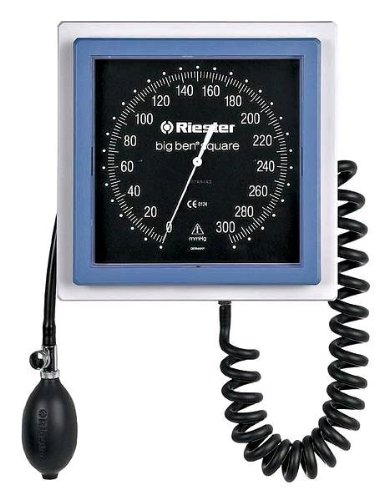 Riester lf1465 Big Ben Square Aneroid Wall Model