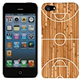 Apple iPhone 5 Basketball Court Hard Case Phone Cover