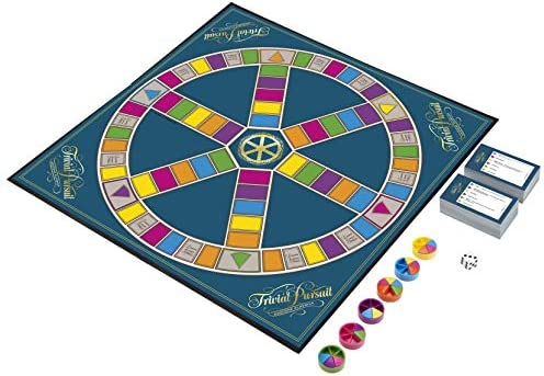 Hasbro Games – Trivial Pursuit: Amazon.es: Juguetes y juegos