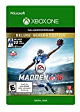 Madden NFL 16 Deluxe - Xbox One Digital Code