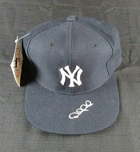 Derek Jeter Signed Auto Autograph Yankees Adjustable Baseball Cap BB02527 - JSA Certified - Autographed MLB Hats