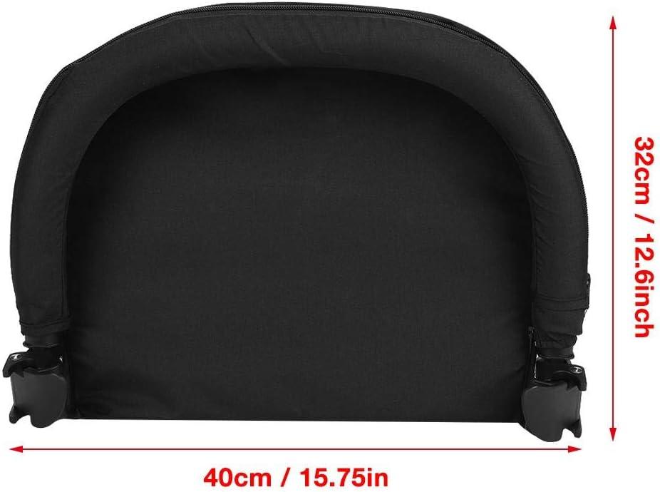 Reposapi/és para cochecito de beb/é de 32 cm soporte para pies para dormir ajustable para beb/és Pedal de asiento extensor de reposapi/és universal para cochecito de beb/é