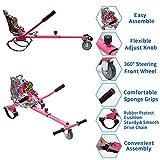 Sunshine Hoverboard Kart Seat Attachment Accessory