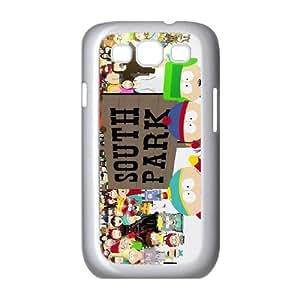 Samsung Galaxy S3 9300 Cell Phone Case White_South Park_002 X5T1U