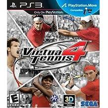 New Sega Virtua Tennis 4 Sports Game Virtua Fighter 5 Technology Supports Ps3 Network Compatible