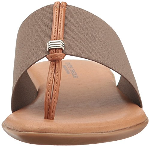 Flat Sandal Women Taupe Nice Assous Andre 1wFtqn