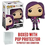 Funko Pop! Disney: Descendants - Mal Vinyl Figure (Bundled with Pop BOX PROTECTOR CASE)