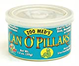 Zoo Med Can O' Pillars Repltile Food, 1.2-Ounce, My Pet Supplies