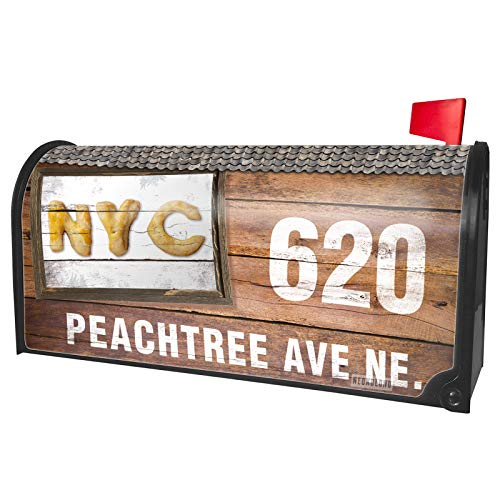 NEONBLOND Custom Mailbox Cover NYC Cookie]()