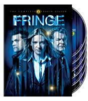 Fringe The Complete Fourth Season by Warner Home Video