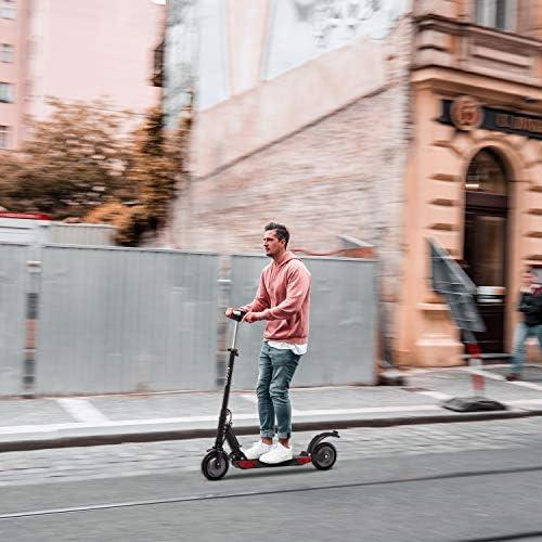 urbetter Trottinette Electrique Scooter Électrique Moteur de 350W Pliable et Réglable en Hauteur Vitesse jusqu'à 30kmh pour Ados et Mixte Adulte - S1 Pro