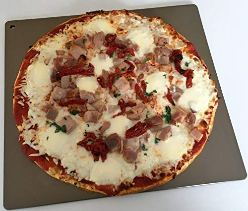 Checkered Chef Pizza Steel Steel Pizza Stone For Baking Perfect Pizza In Your Home Oven