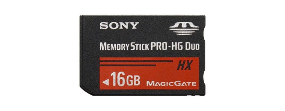 Sony MSHX16A Pro HG Duo HX Memory Stick 16GB