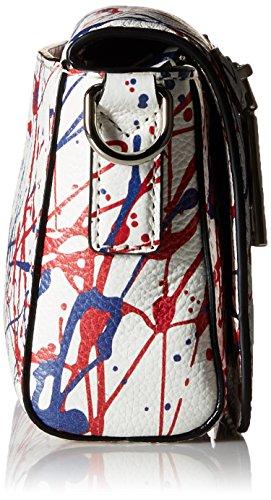 Jacobs White Paint Body Bag Cross Multi Splatter Marc qYC8wdxfq