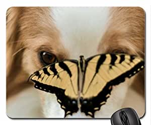 Adorable Mouse Pad, Mousepad (Dogs Mouse Pad)