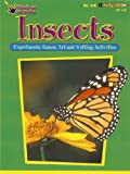 Insects Activity Book, Ellen Sussman, 1564721159