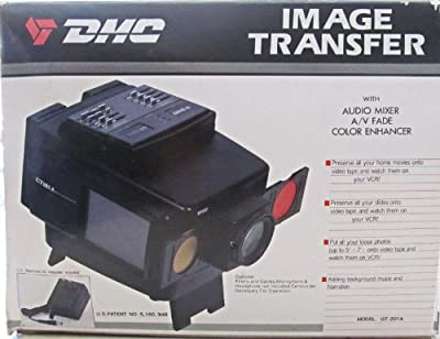 Dmc Gt-201a Film/slide/picture/sound To Video Processor from Dmc
