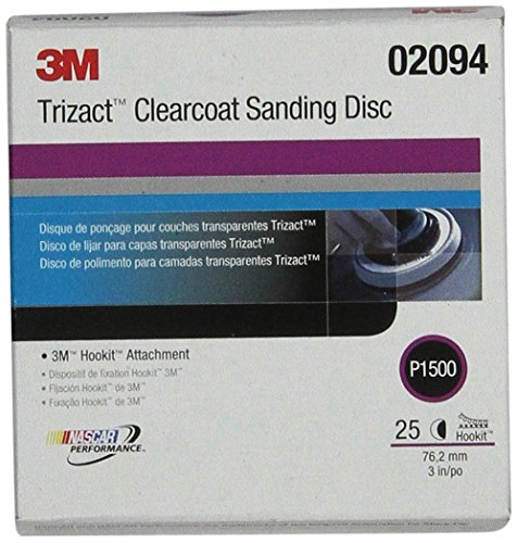 - 3M 02094 Trizact Hookit 3