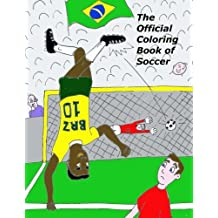 The Official Coloring Book of Soccer