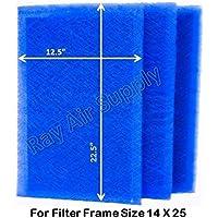 Dynamic Air Filter (3 Pack) (14x25)