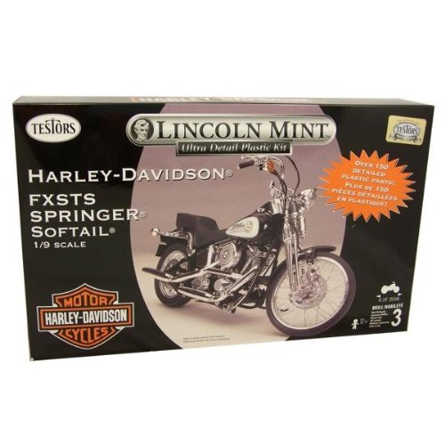 1/9 Harley FXSTS Springer Softail