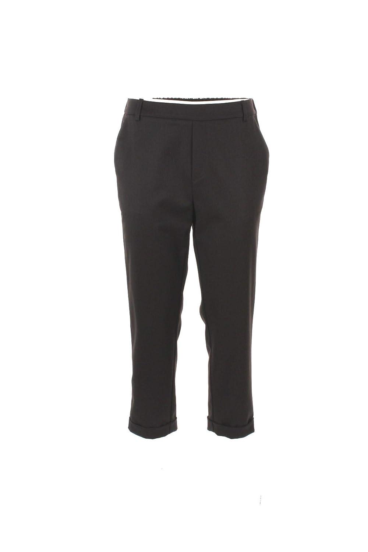 HANITA Pantalone Donna 50 Nero H.p841.2205 Autunno Inverno 2018/19