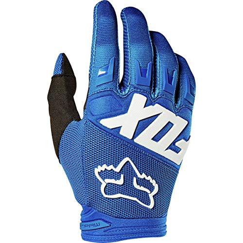 paw Race Gloves-Blue-XL ()