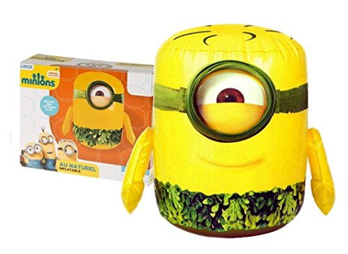 Children 45cm inflatable 3D despicable me natural punch bop bag toy - These...