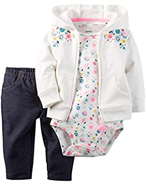 3 Piece Cardigan Set (Baby)