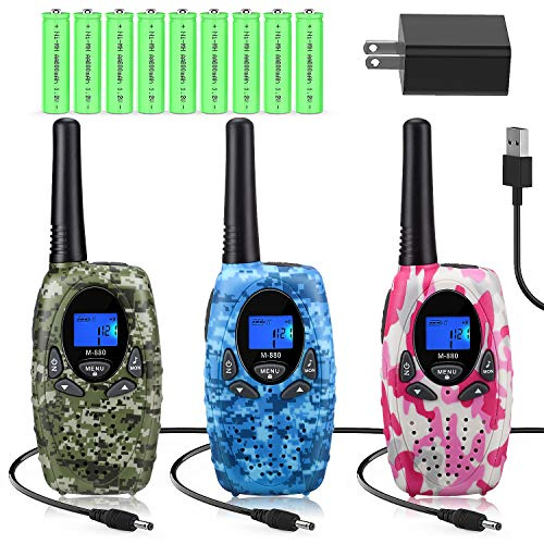 texting walkie talkies for kids - 3
