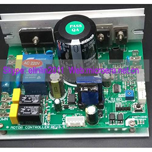- Pukido Treadmill circuit board AL518D power supply board treadmill driver board general treadmill control board - (Plug Type: AU)