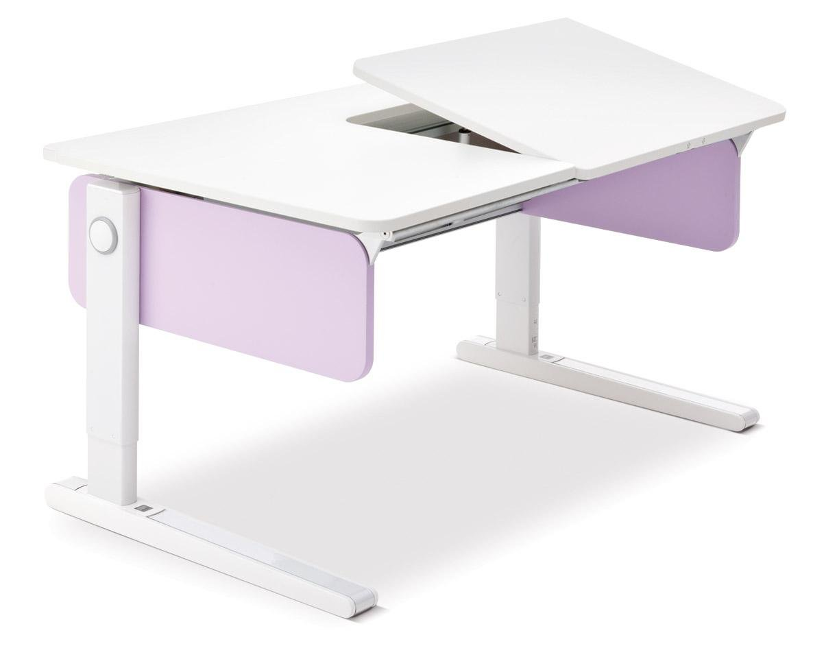 Moll Champion style Schreibtisch right up Comfort flieder