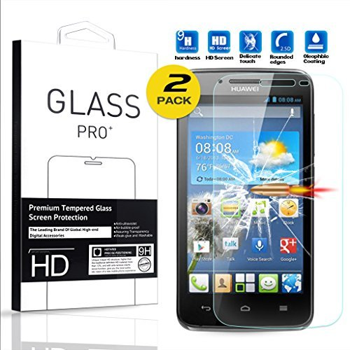 Tempered Glass For Huawei Y511 (Clear) - 4