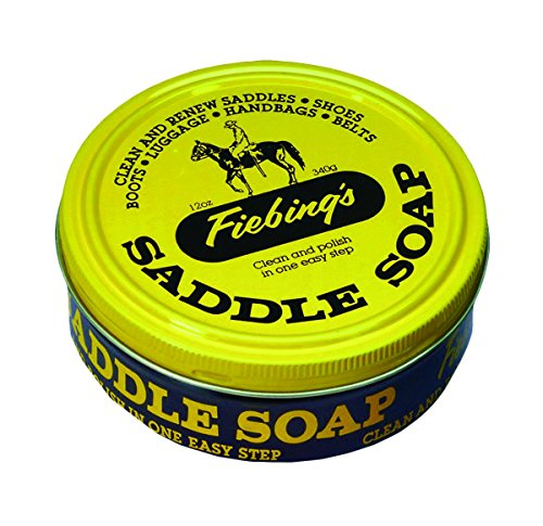 Price comparison product image Fiebing's Yellow Saddle Soap, 12 Oz.