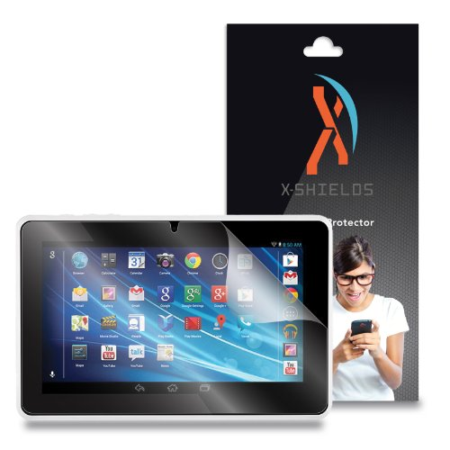 XShields© (5-Pack) Tablet Screen Protectors for HP 7