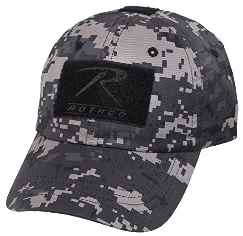 Rothco Tactical Operator Cap, Subdued Urban Digital - Cap Ball Camo Digital