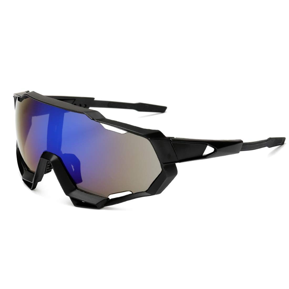 BAOYIT Cycling Glasses Outdoor Sports Windproof Mountain Bike Sunglasses Men and Women Running Accessories (Color : E) by BAOYIT