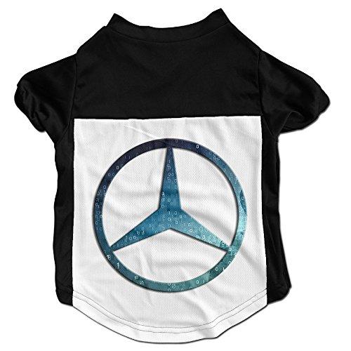 ssee-dogcat-mercedes-benz-logo-pet-doggie-t-shirt-black-size-s