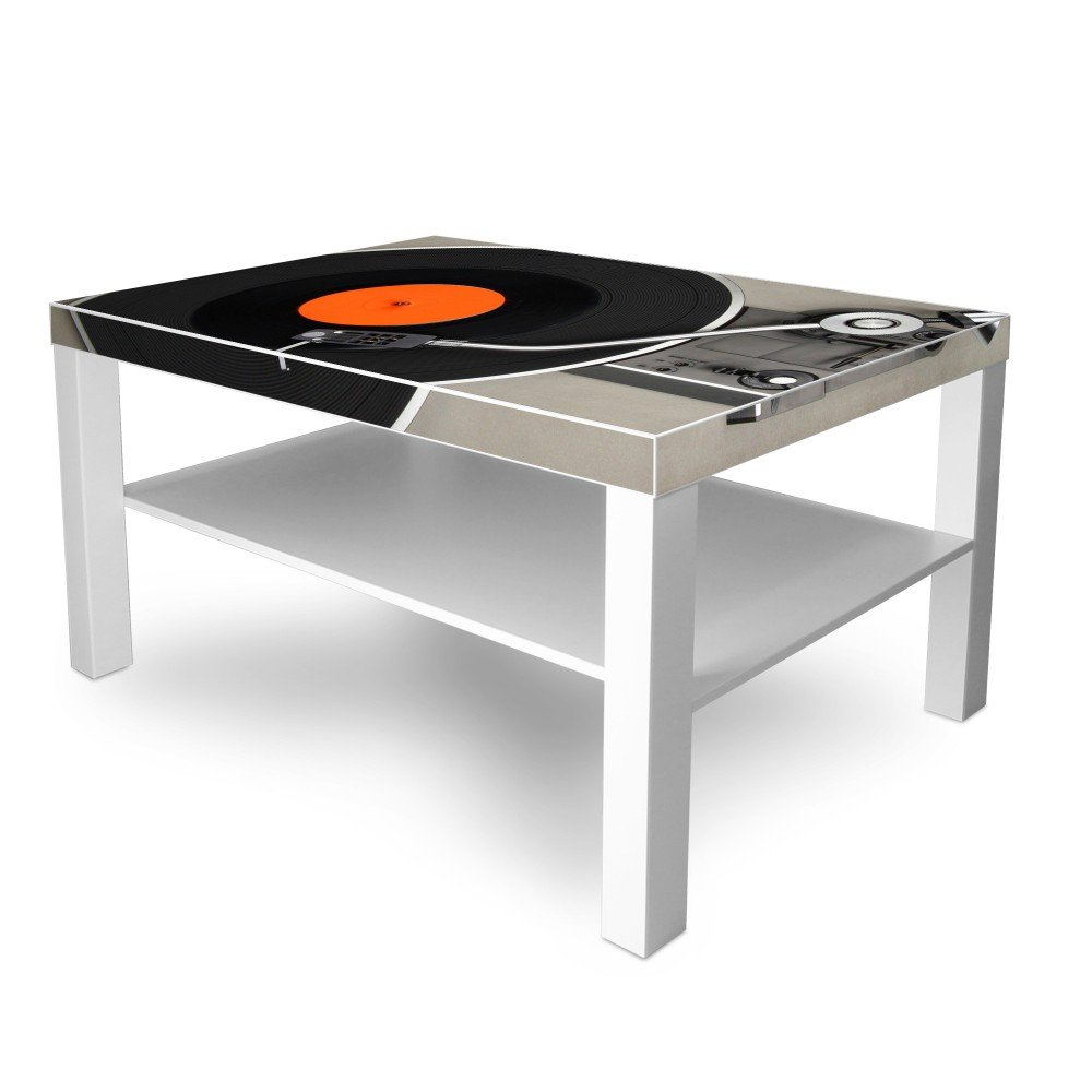 banjado - Mesa de diseño Salón (90 x 45 x auxiliar mesa ...