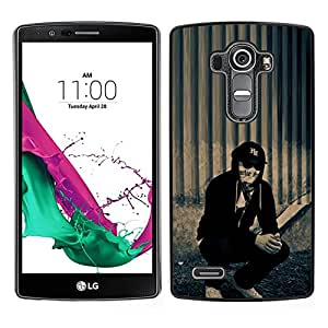 LOVE FOR LG G4 hollywood undead j dog Personalized Design Custom DIY Case Cover